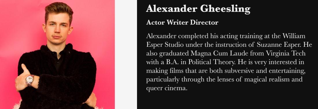 Alexander Gheesling Final 10